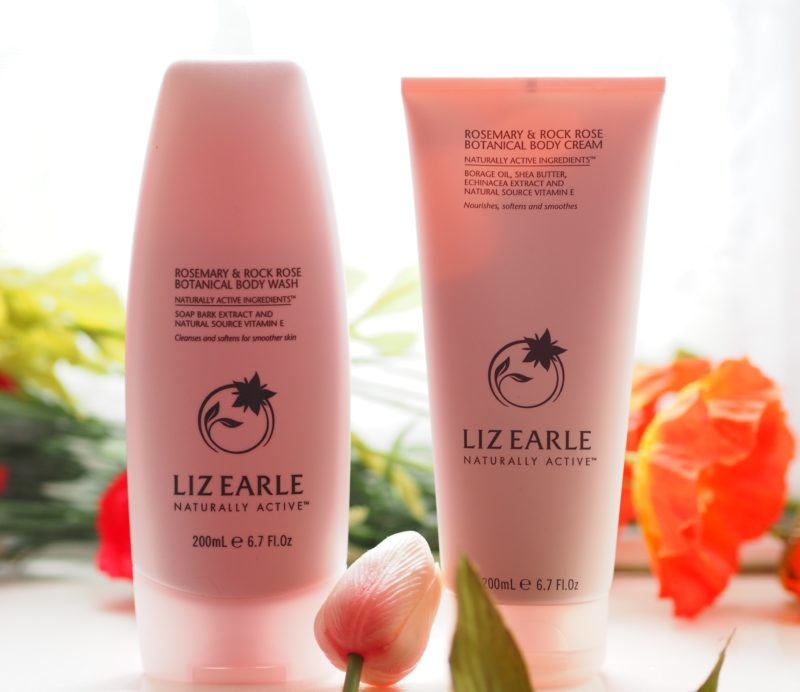 Liz Earle October QVC TSV