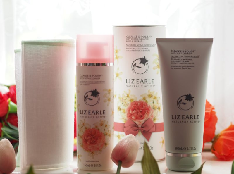 Liz Earle October QVC TSV Cleanse & Polish