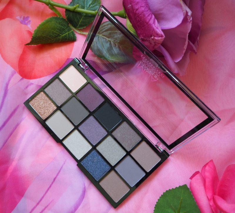 MUA Pro Eyeshadow Palette Twilight Delight