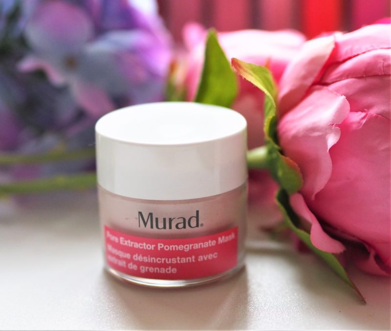 Mask Monday: Murad Pore Extractor Pomegranate Mask