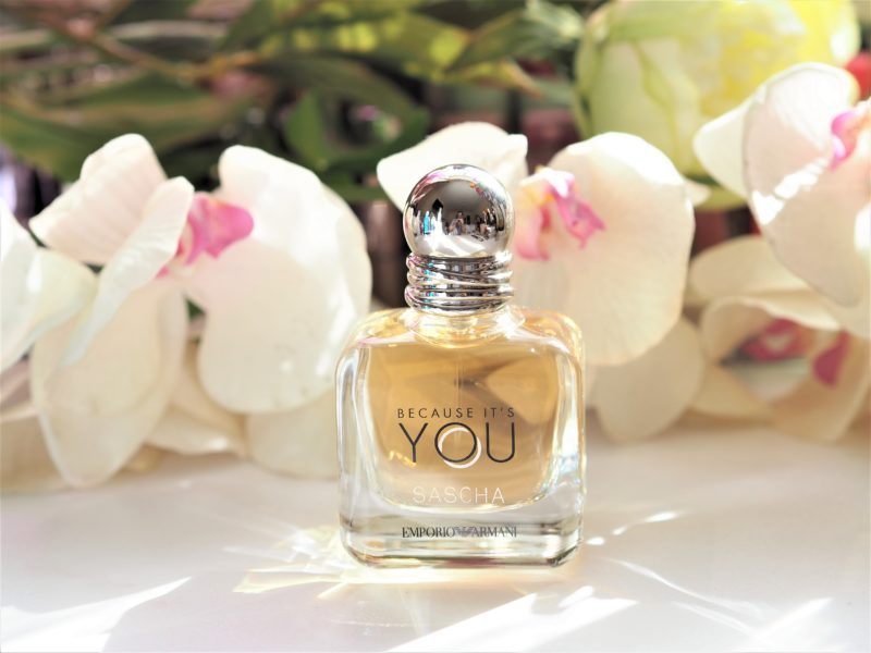 Emporio Armani Because It's You Bottle