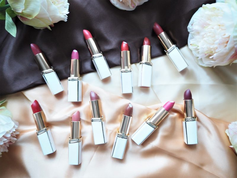 L'Oreal Paris Age Perfect Makeup Lipsticks