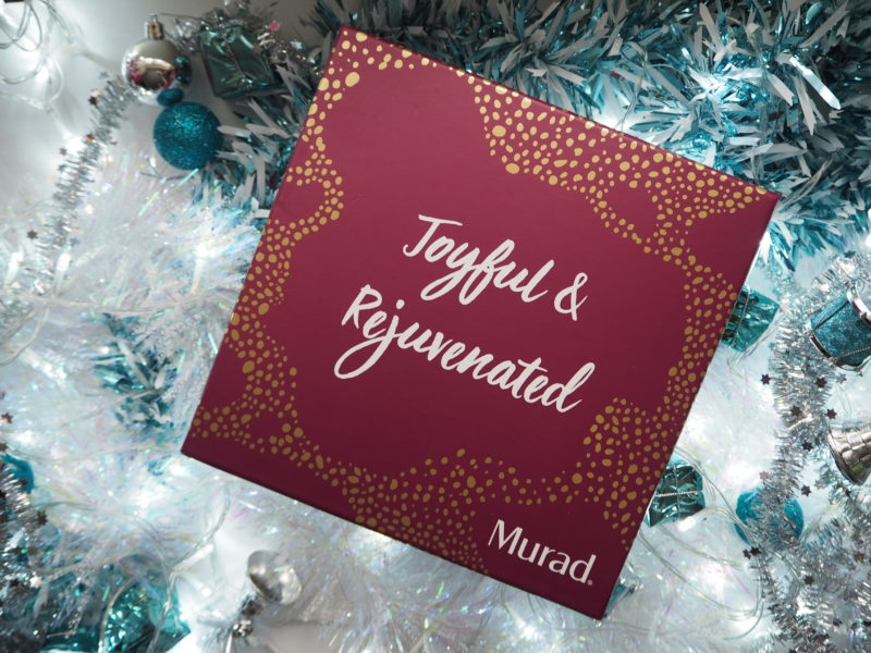 Murad Christmas Gift, Murad Joyful and Rejuvenated