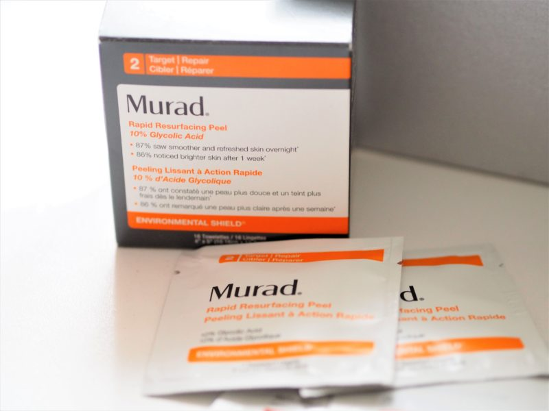 Murad Rapid Resurfacing Peel,