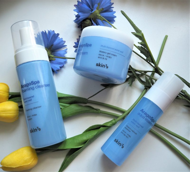 Skin79 AragoSpa Skincare Collection