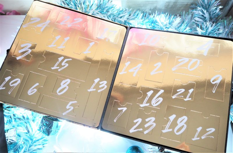 bareMinerals Box of wonders, bareminerals advent calendar