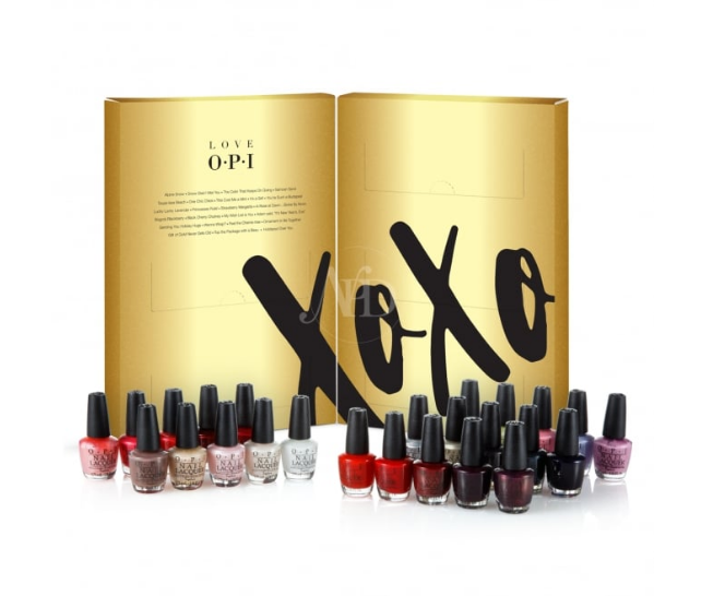 Love OPI XOXO 2017 Nail Polish Collection – ONE TO GRAB NOW