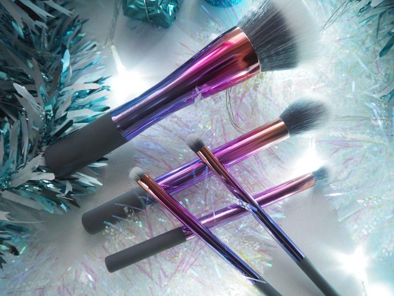 Real Techniques Illuminate + Accentuate Set Brushes