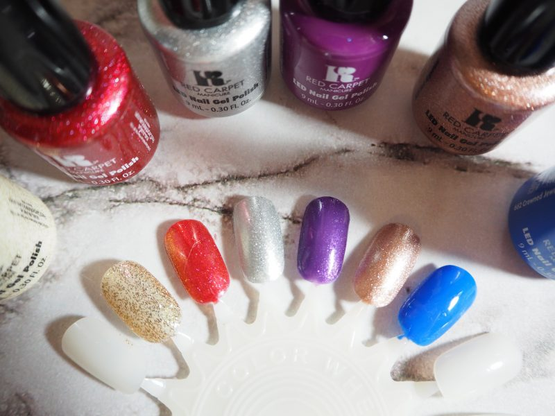 Red Carpet Manicure Royal Court-Ture Collection  swatches