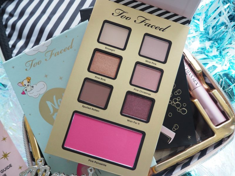 Too Faced Best Year Ever Makeup Collection, I Believe in Pink