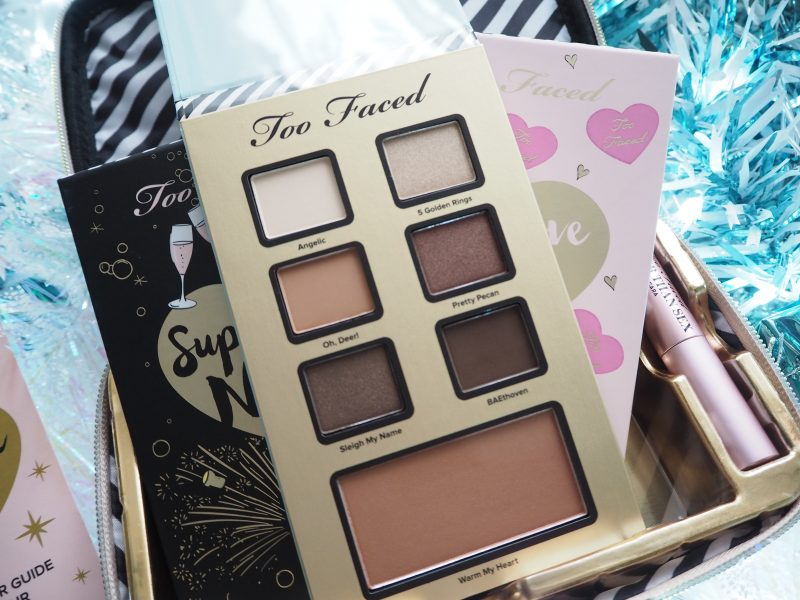 Too Faced Best Year Ever Makeup Collection, Natural Beauty