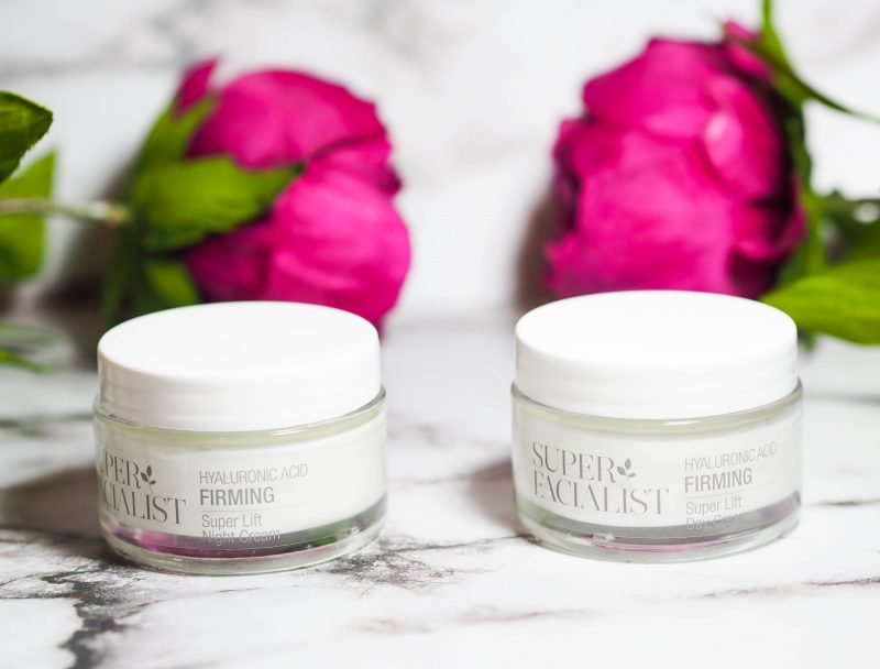 Superfacialist Hyaluronic Acid Firming Range