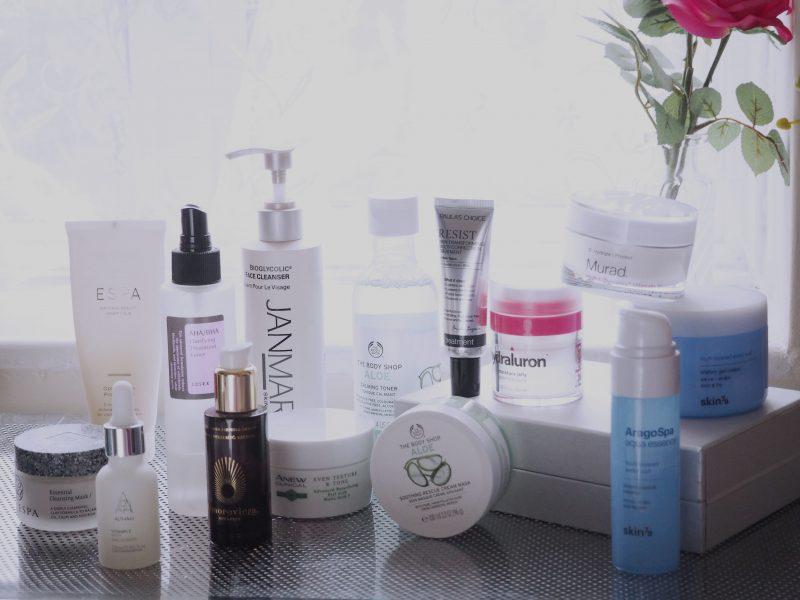 Skincare of 2017