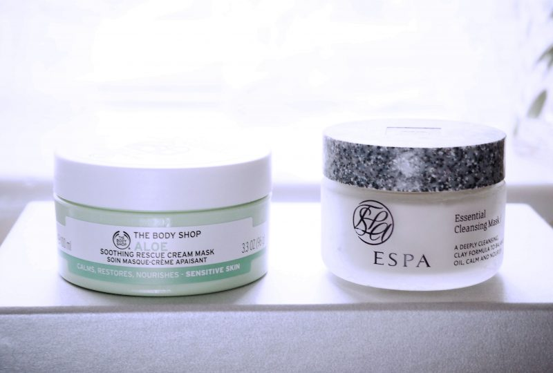 Skincare of 2017 masks