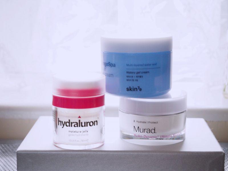 Skincare of 2017 - Moisturisers
