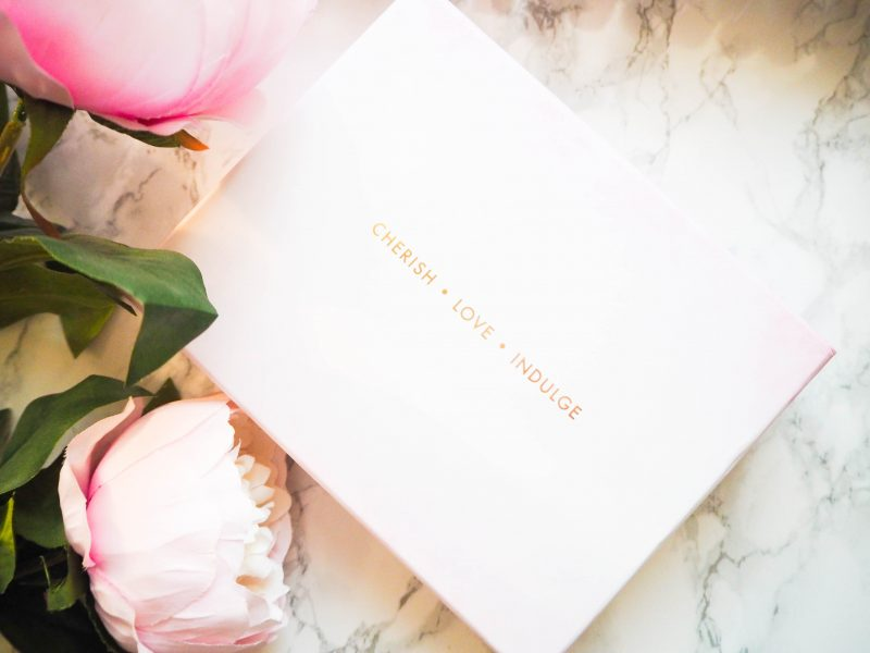 Cherish.Love.Indulge Beauty Box