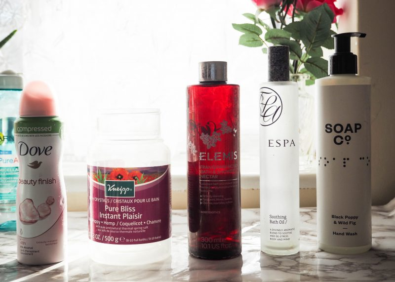 Empties Bath and Body