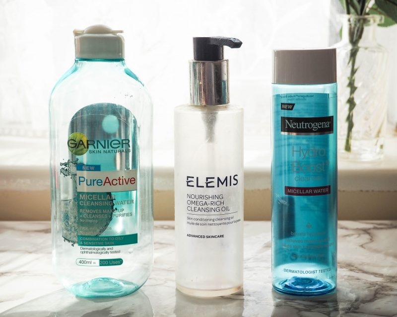 Empties Cleansers
