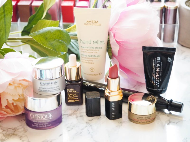 Estee Lauder Mothers Day Beauty Box Contents Review