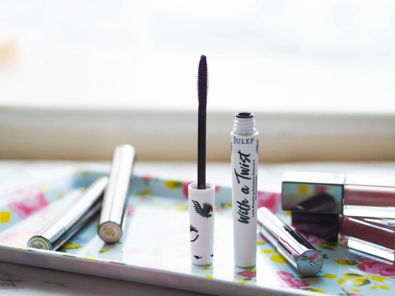 Julep With a Twist Lash Boosting Bamboo Mascara Review
