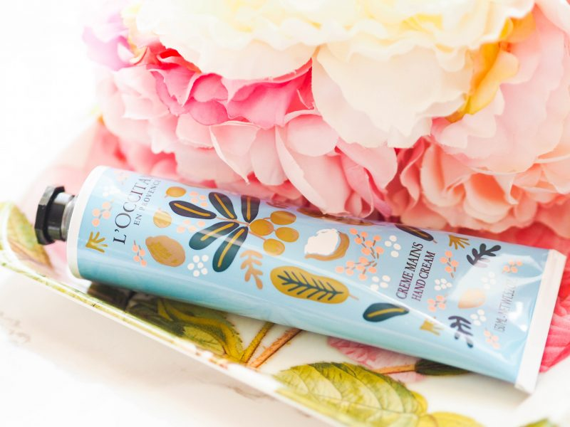 L'Occitane x Rifle Paper Co. Shea Butter Collection