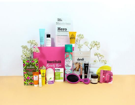 Latest in Beauty Women's Health Box