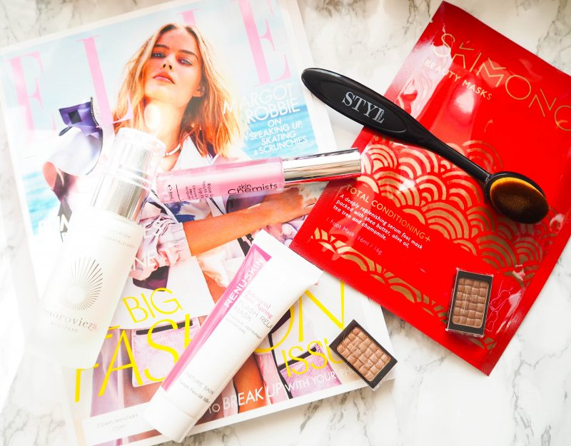 Look Fantastic Beauty Box March 2018 Contents review