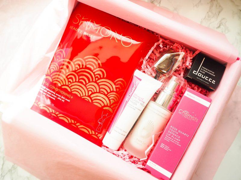 Look Fantastic Beauty Box March 2018 contents