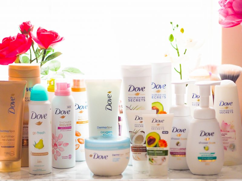 Dove New Launches 2018