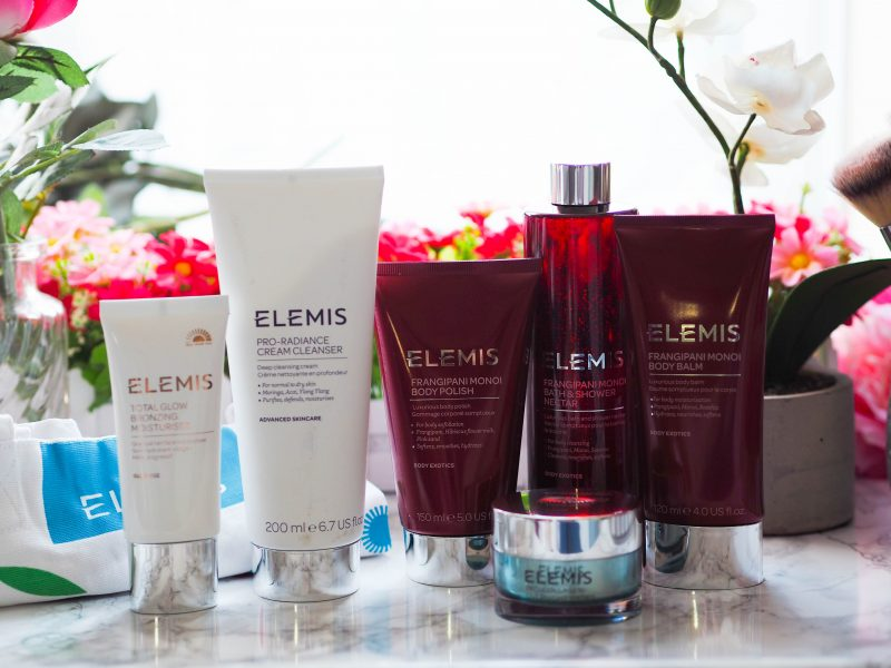 Elemis 6 Piece Head to Toe Overnight Radiant Skin Collection