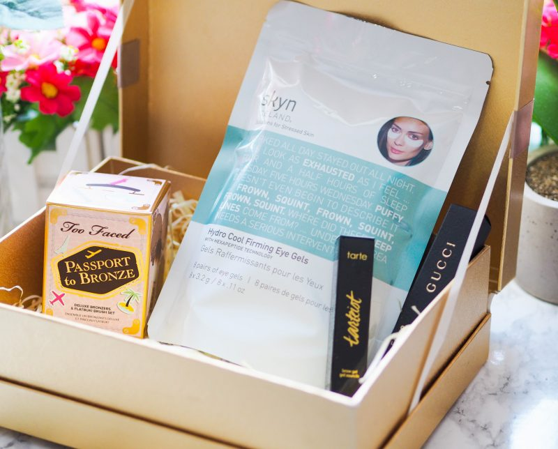 Look Incredible Deluxe Beauty Box - March 2018 Contents