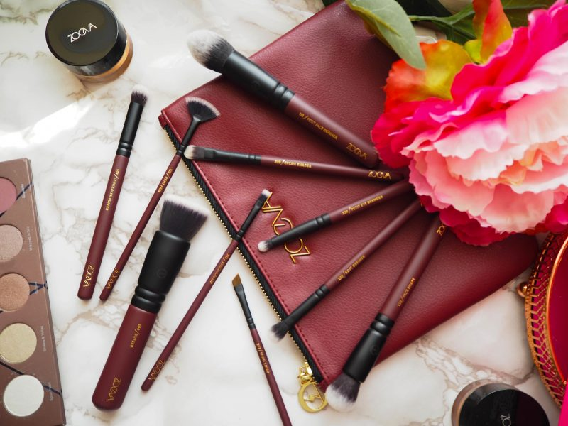 Zoeva Opulence Vegan Brush Set