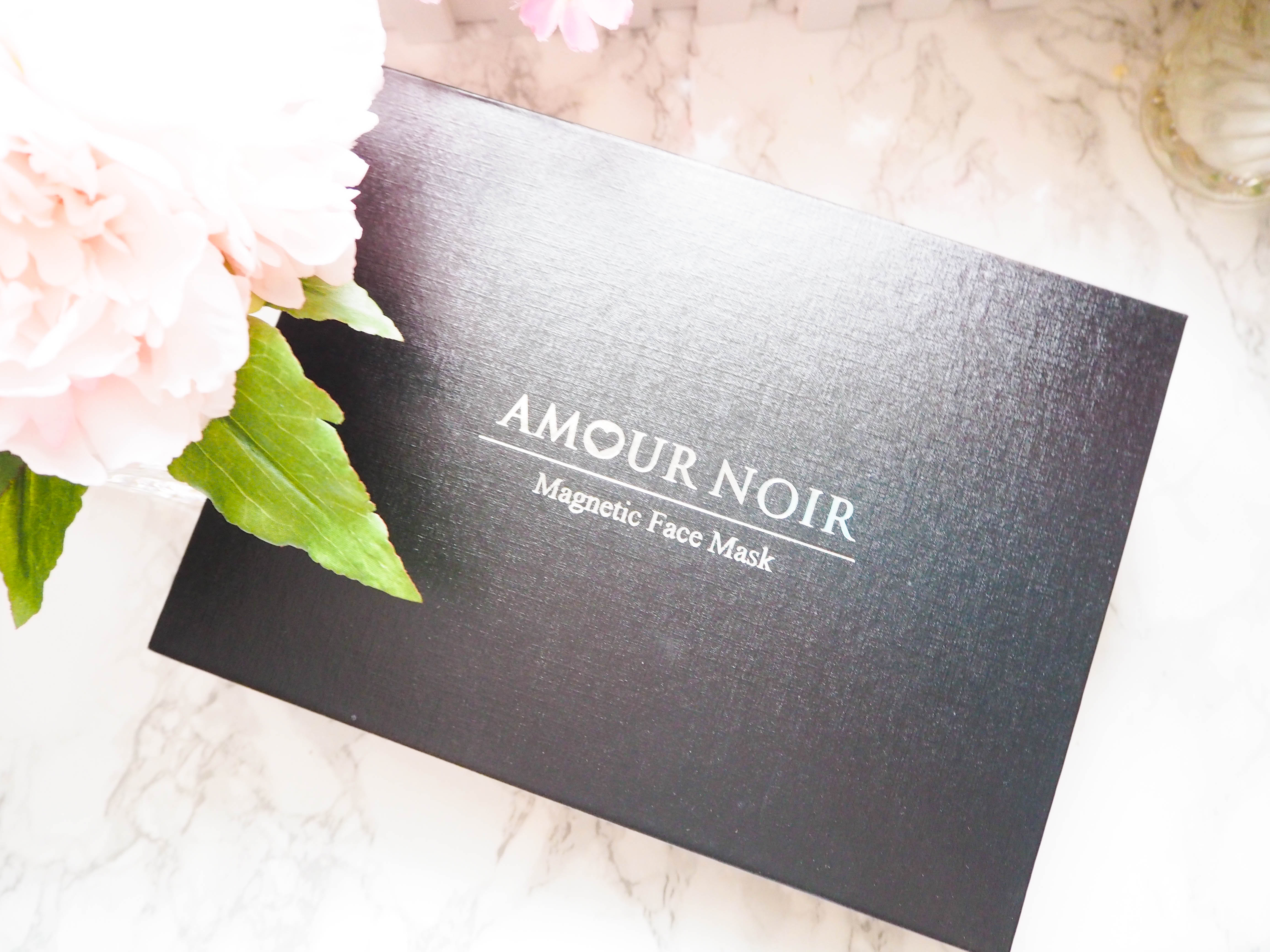 Amour Noir Magnetic Face Mask Review Beauty Geek Uk
