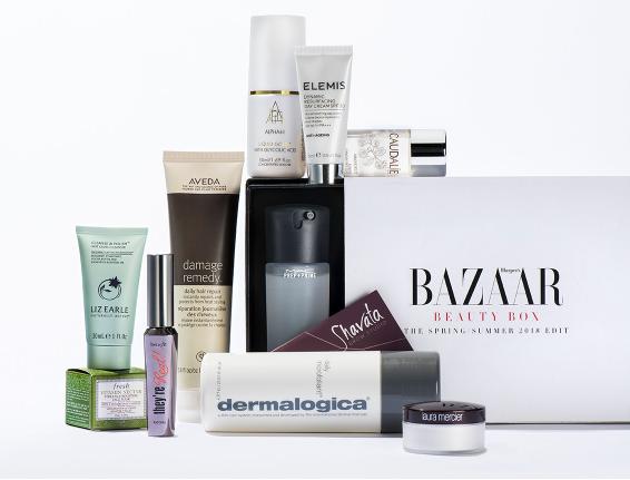 Latest in Beauty Bazaar Beauty Box
