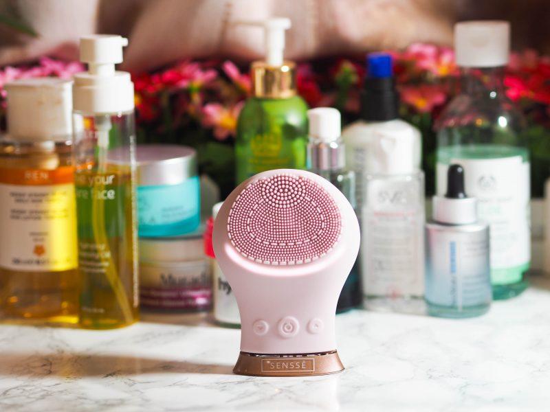 Sensse Silicone Facial Cleansing Brush
