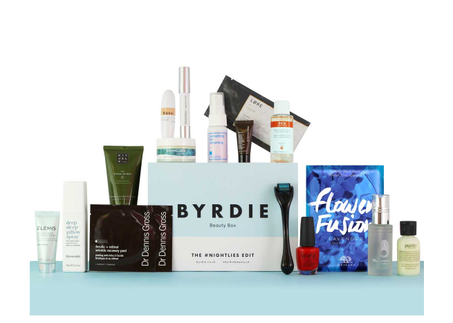 Latest in Beauty Byrdie Beauty Box