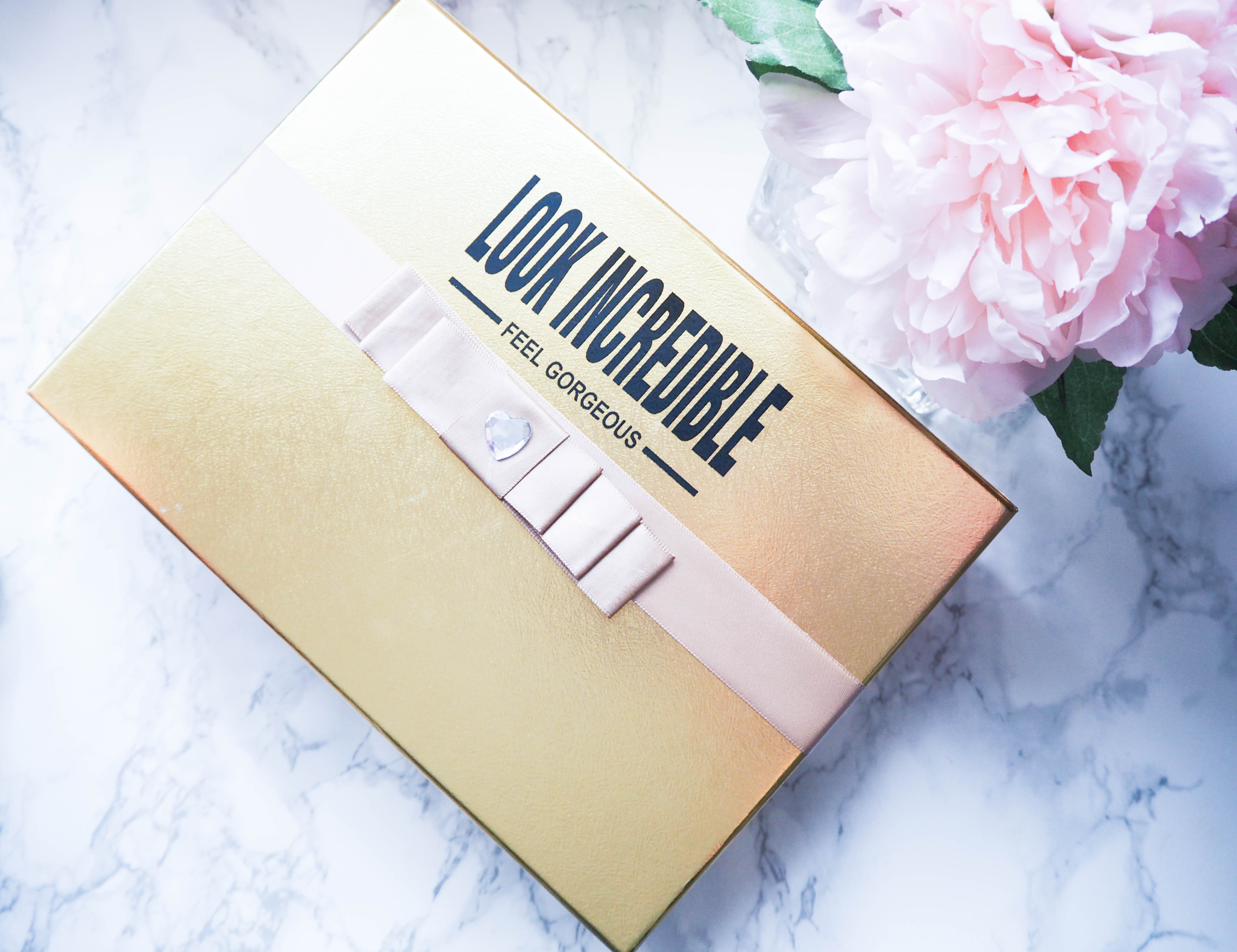 Look Incredible Deluxe Beauty Box - May 2018