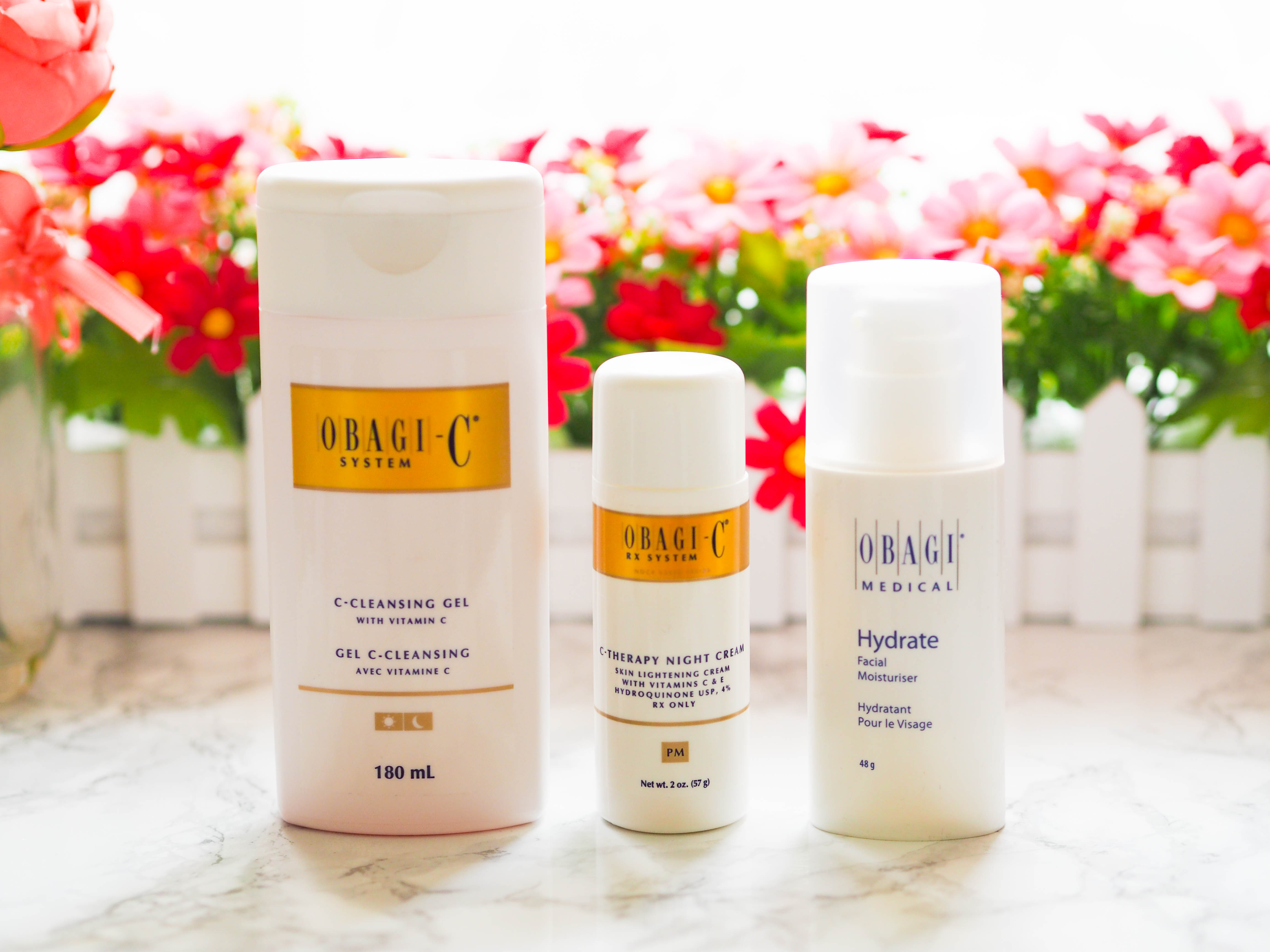 Obagi C Rx Skincare System Initial Review Beauty Geek Uk