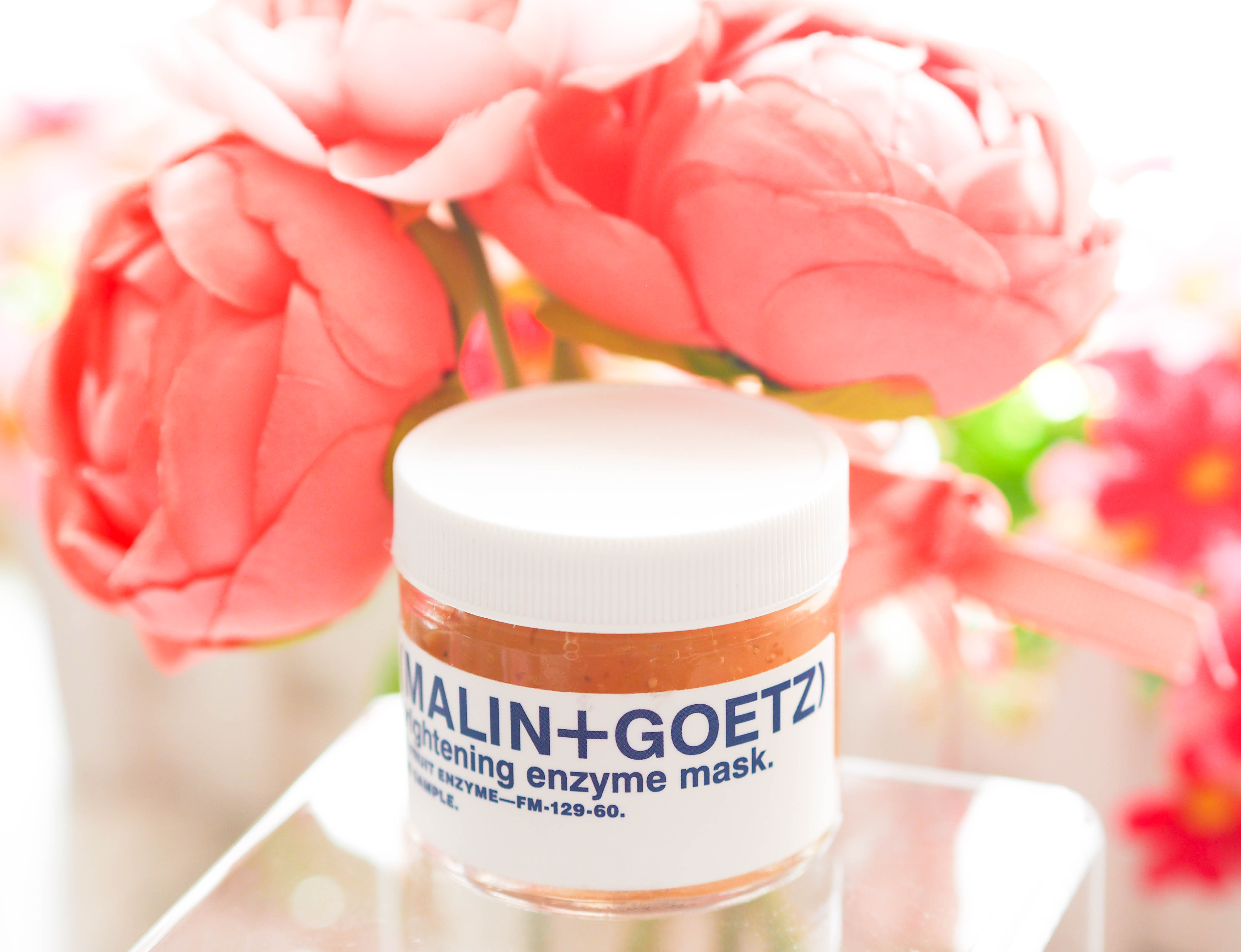 Malin + Goetz Brightening Enzyme Mask