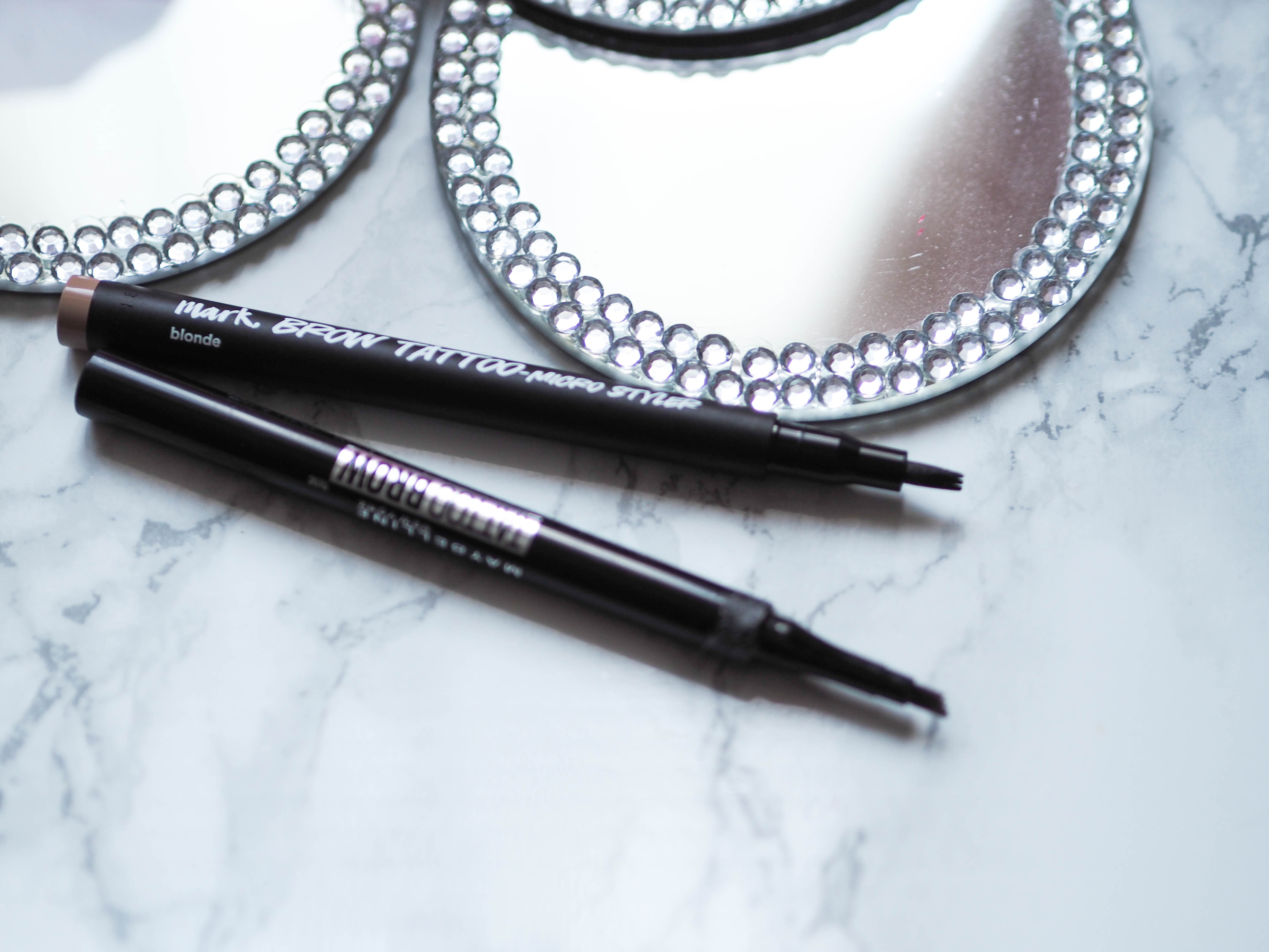 Maybelline Tattoo Brow Master Ink Pen Review