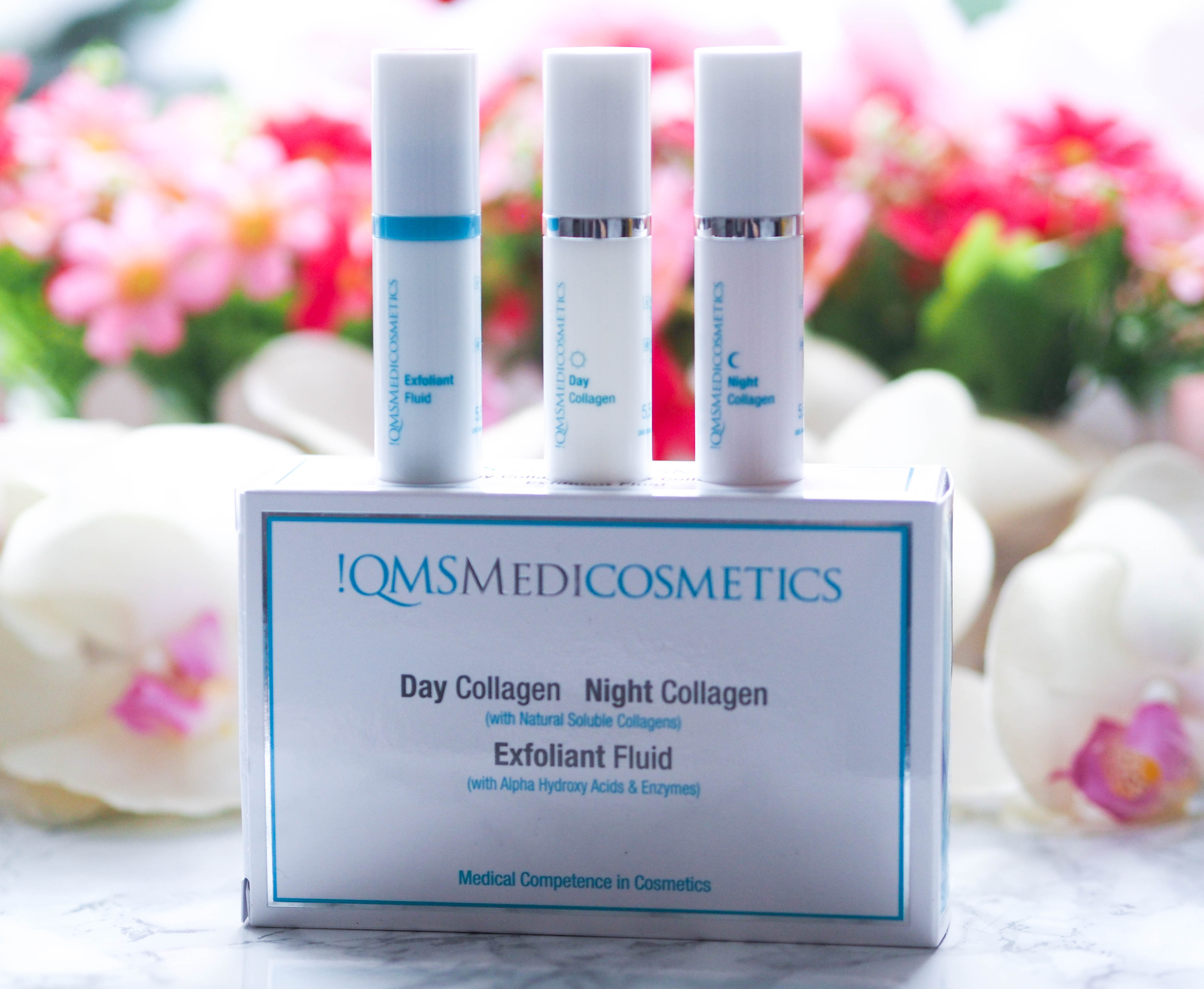 QMS Medicosmetics Collagen Trio