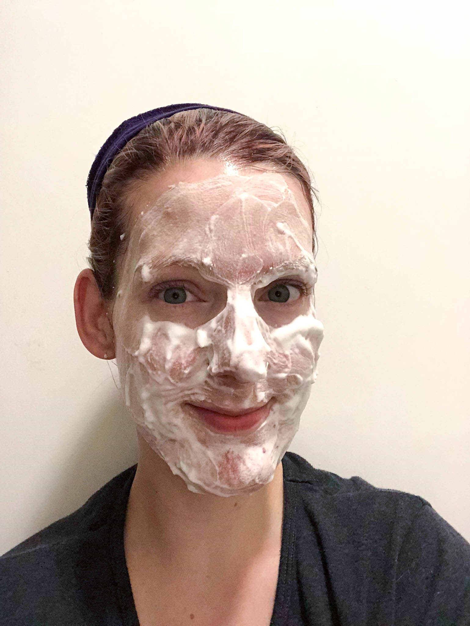 QMS Medicosmetics Hydro Foam Mask