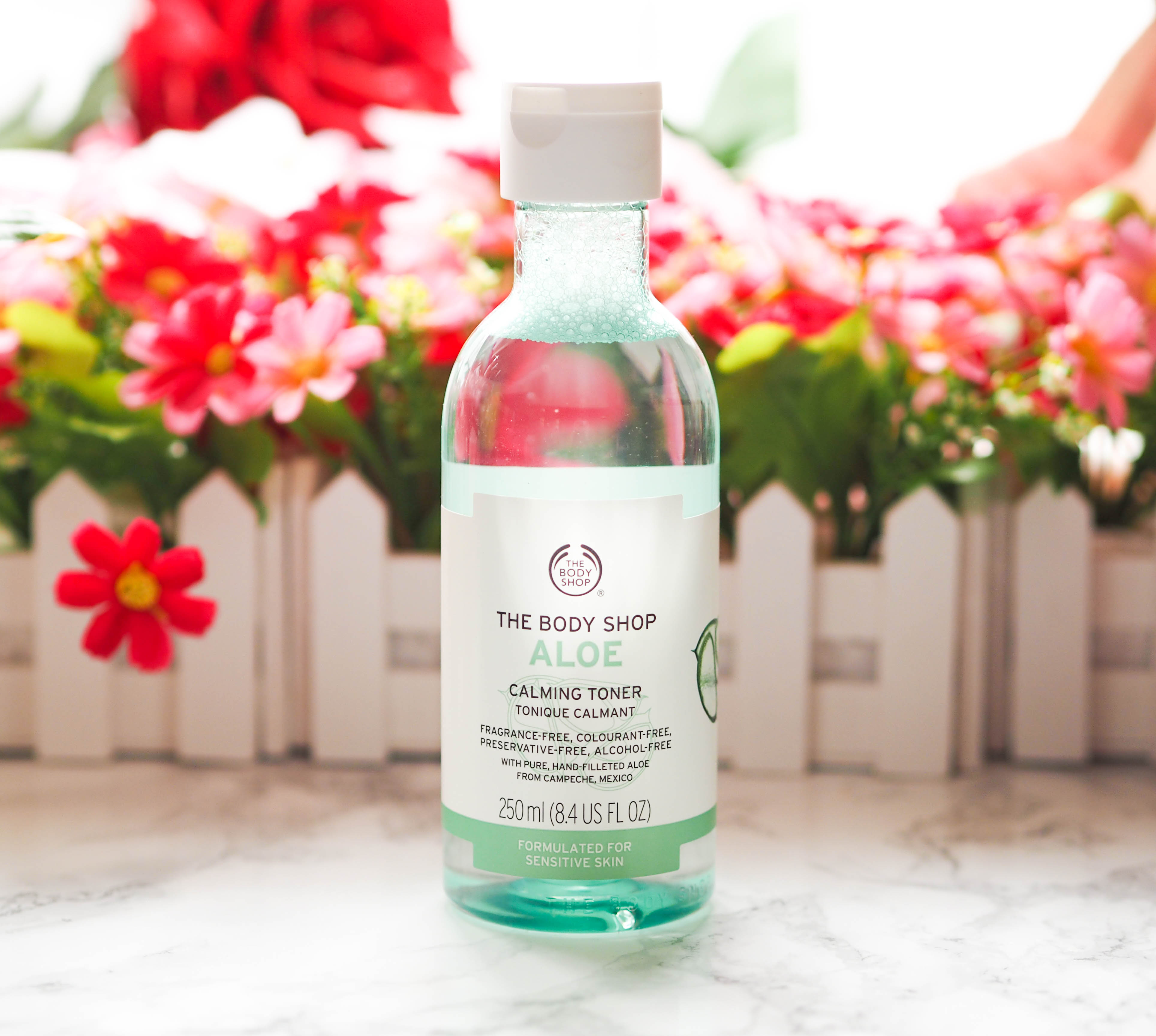 The Body Shop Aloe Soothing Toner