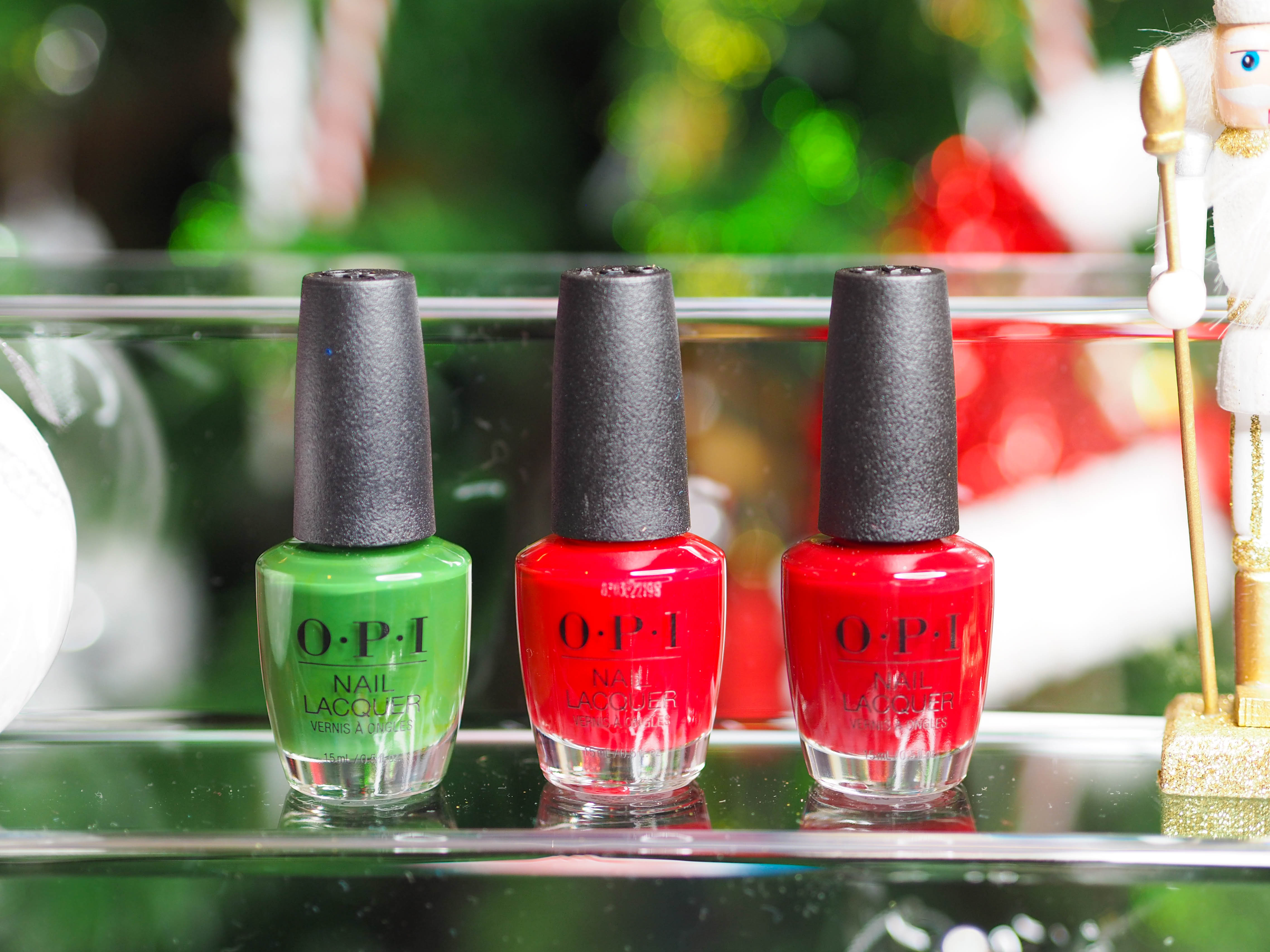 OPI Nutcracker Collection