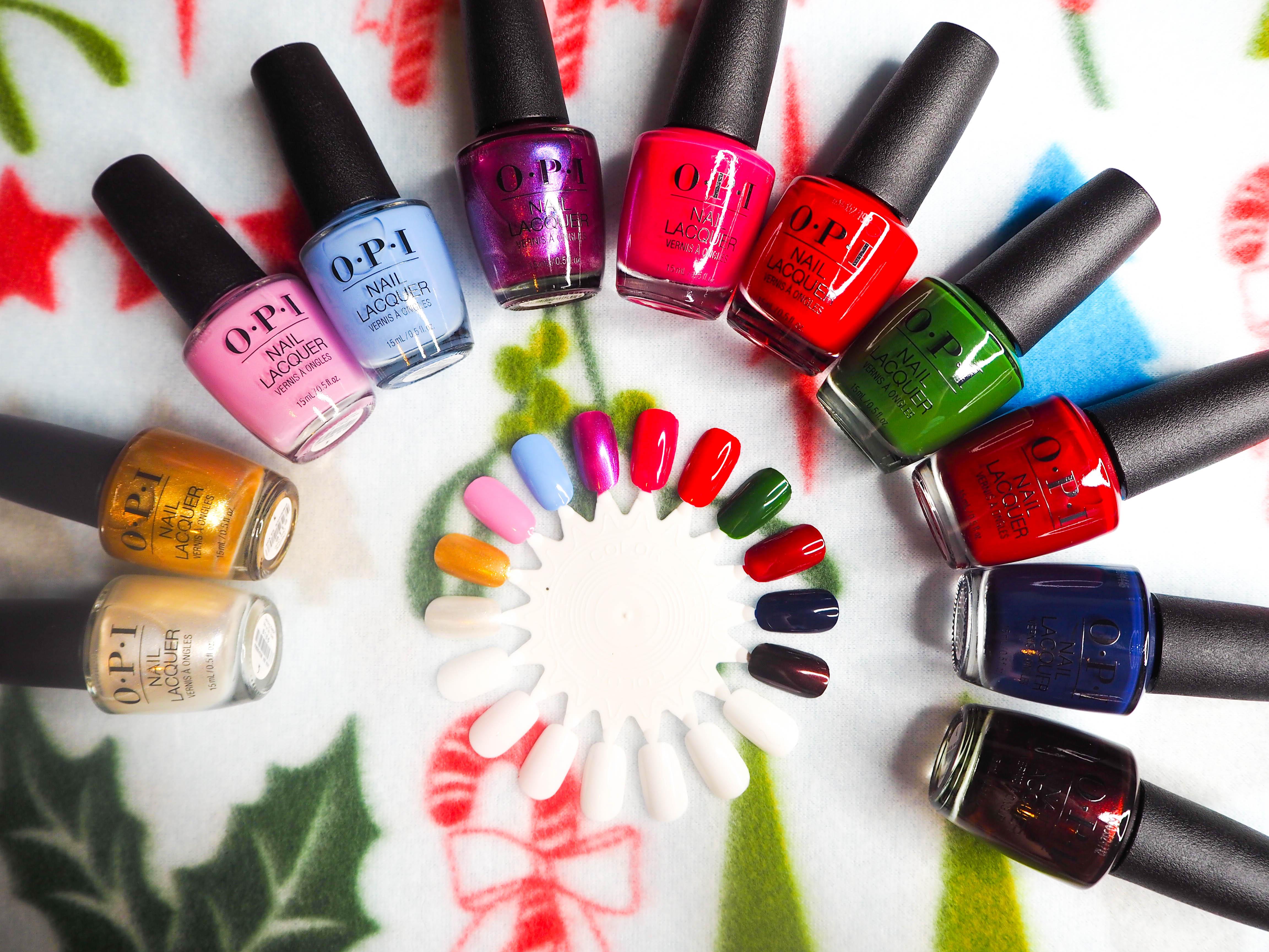 OPI Nutcracker Collection