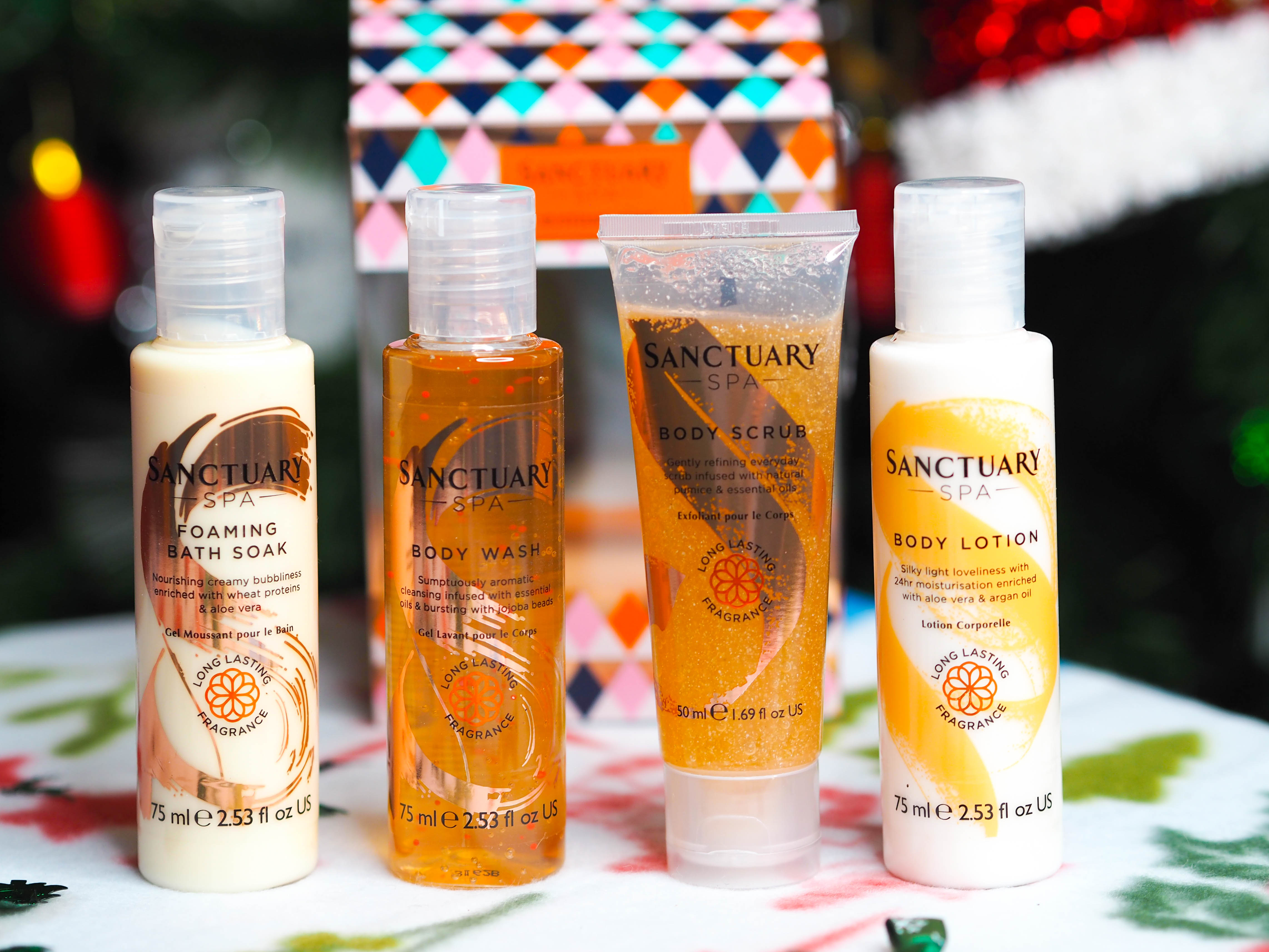 Sanctuary Spa Must Have Minis