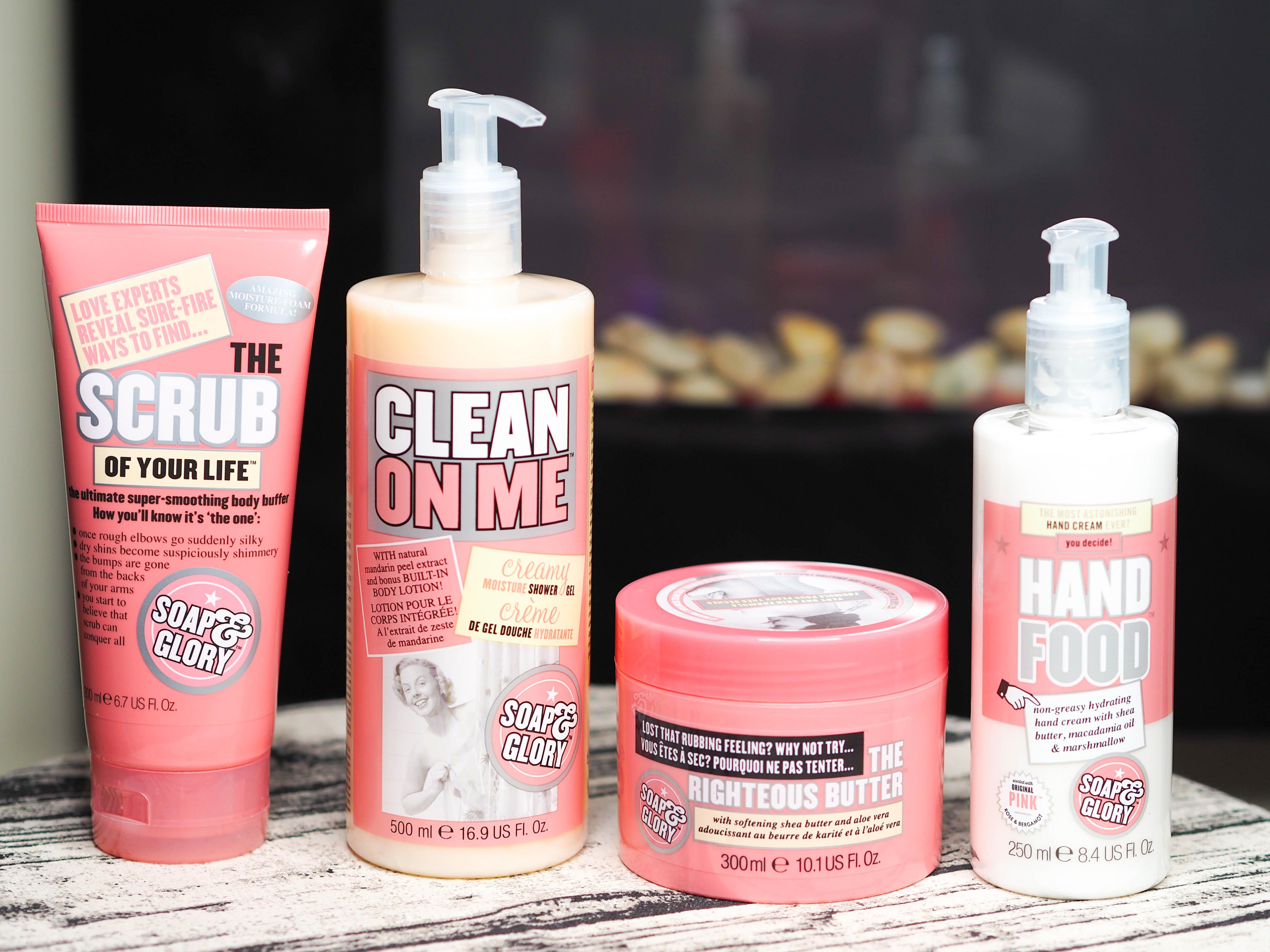 Soap & Glory Bubble Act Set