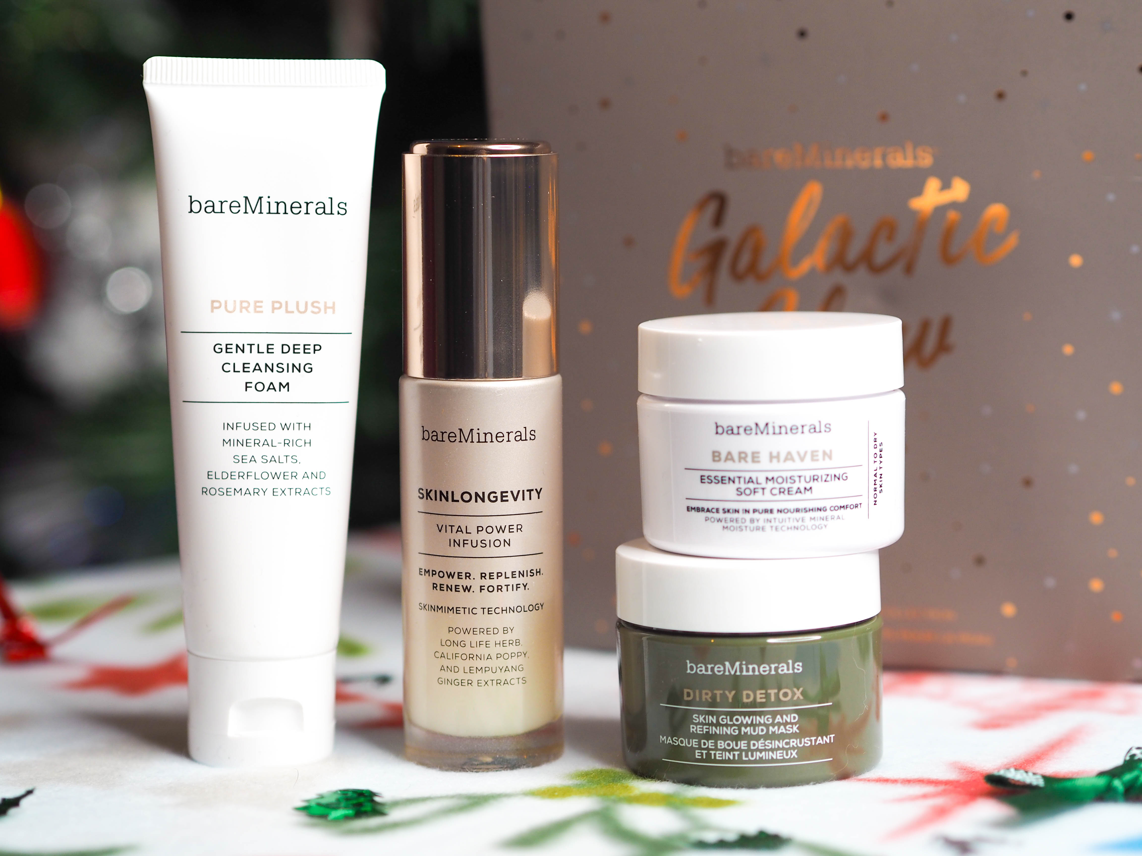 bareMinerals Galactic Glow Kit