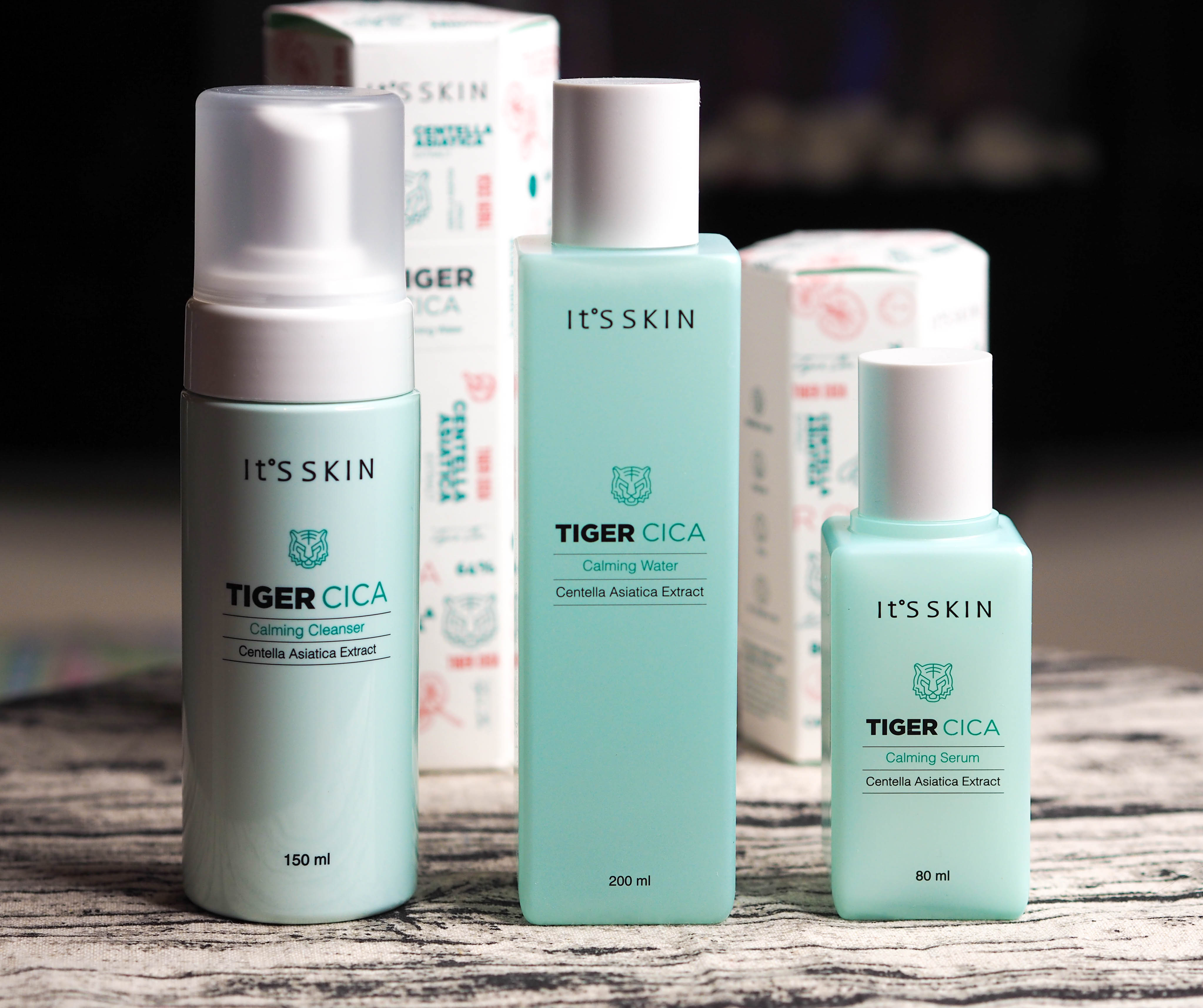 It's Skin Tiger Cica Calming Range Review