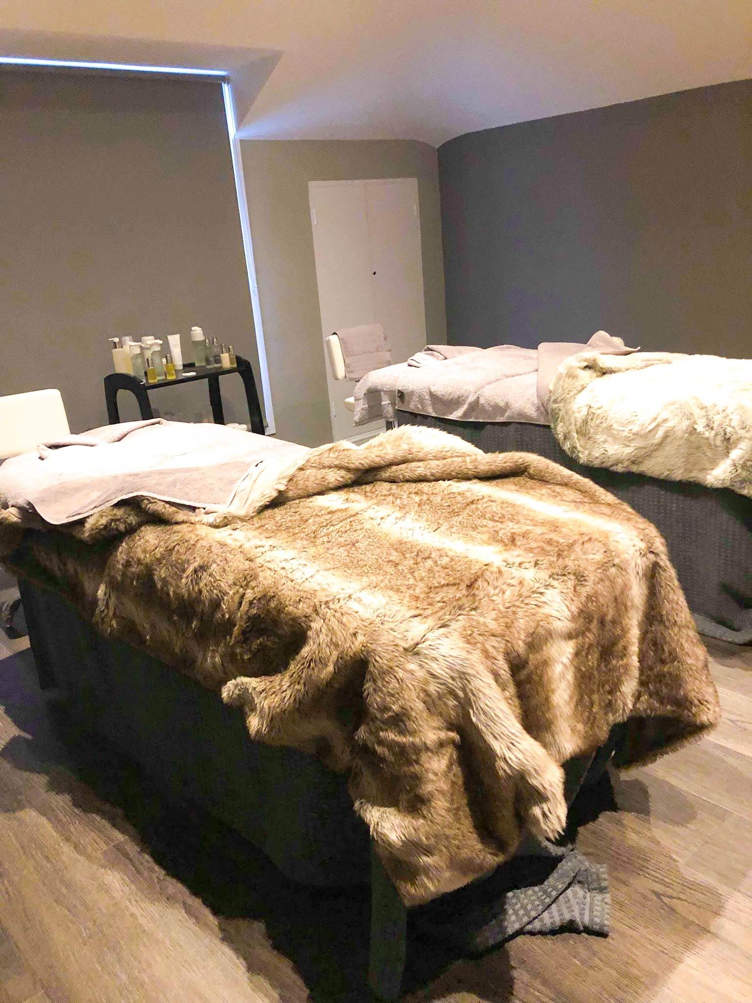 Treatment Rooms, Park Spa, Warbrook House